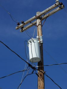 Power Transformer - Funny Words Indianapolis Electricians Use - White's Electrical