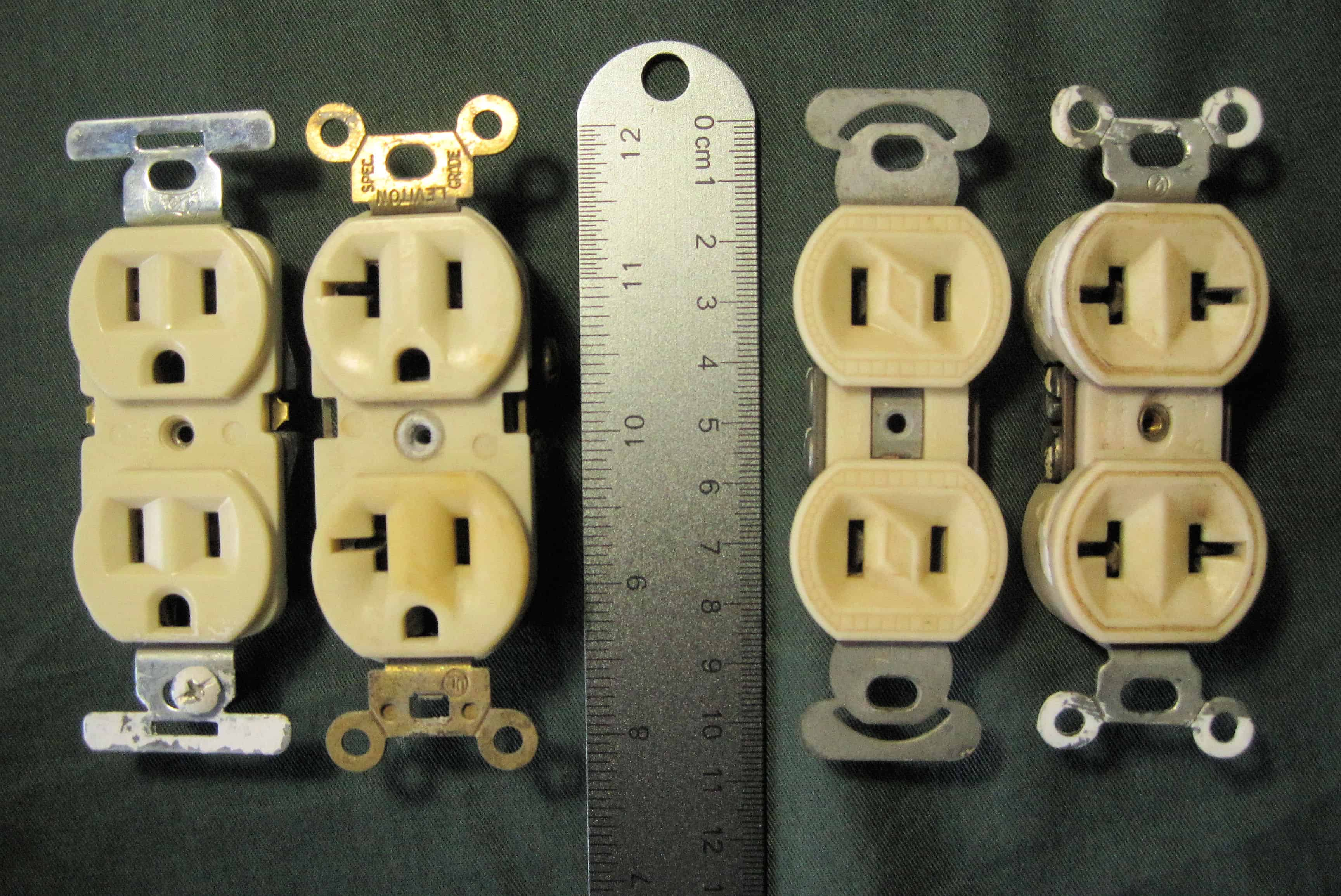 four ways to upgrade two prong outlets - indianapolis electrician • white's  electrical