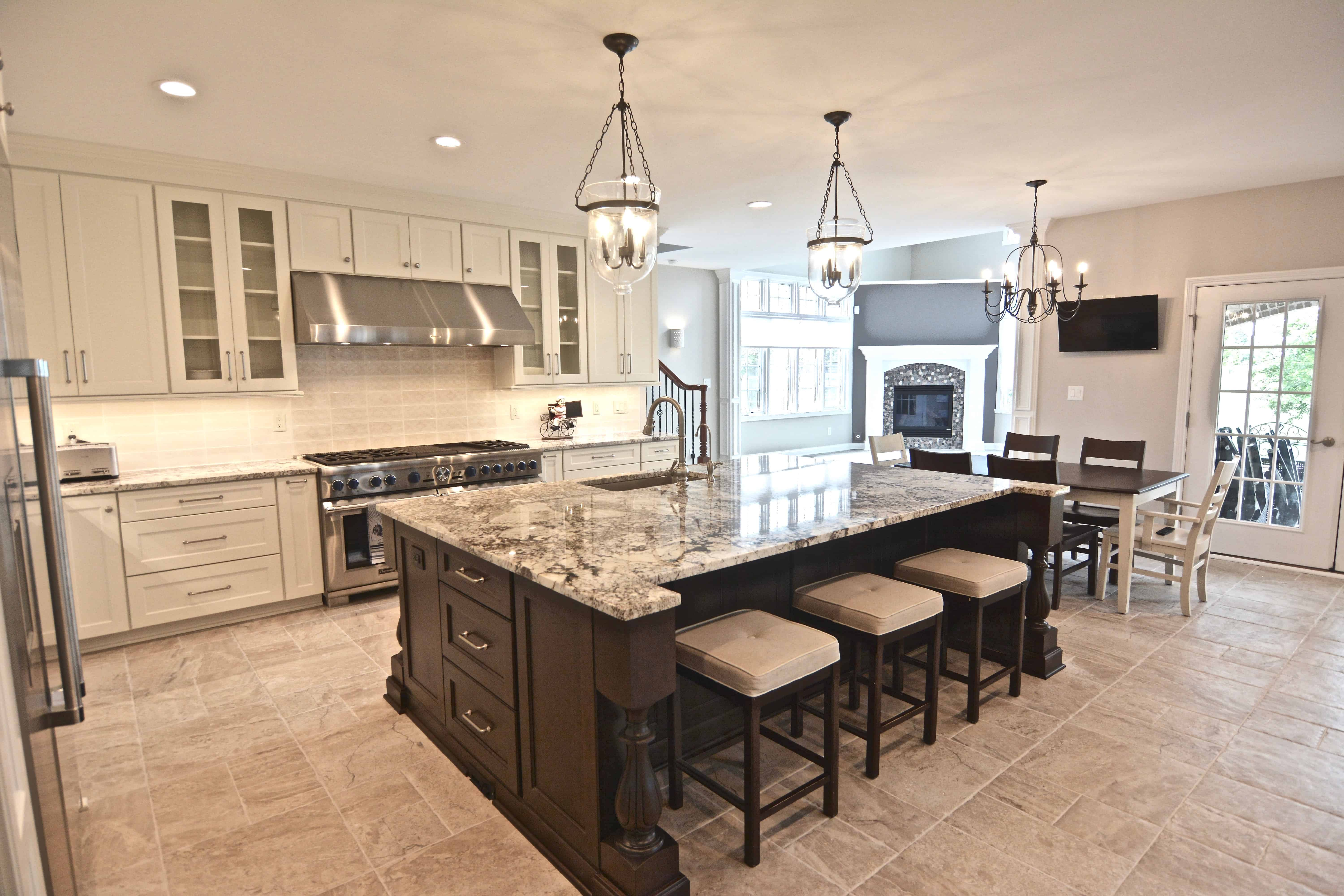 kitchen lighting, residential electrical services